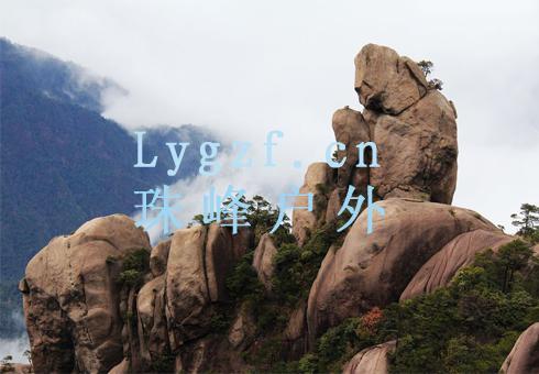 5月三清山杜鹃红,是三清山杜鹃花最观赏期,三清山风景区杜鹃花悄然